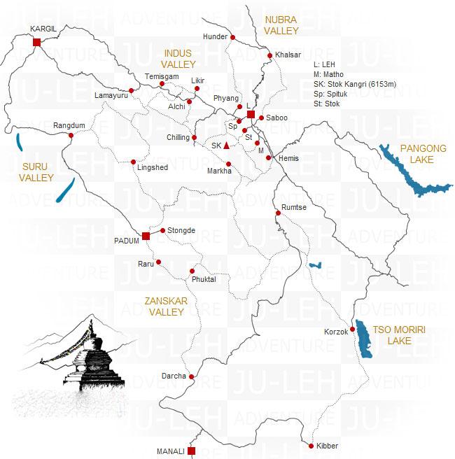 Monks & Mountains | India Travel Pundits